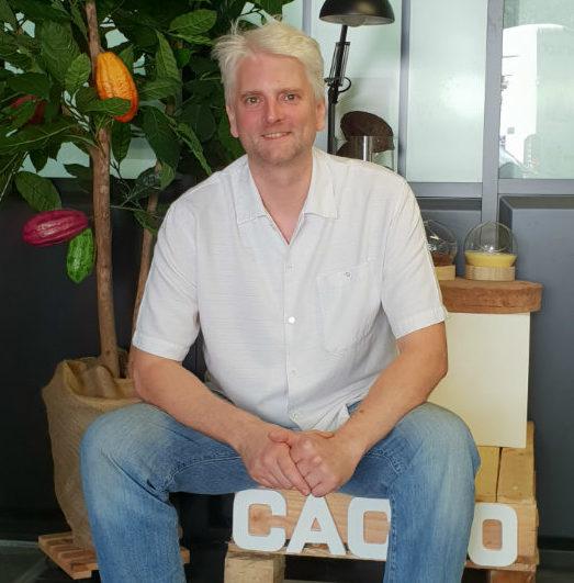 Cédric Turmel artisan chocolatier