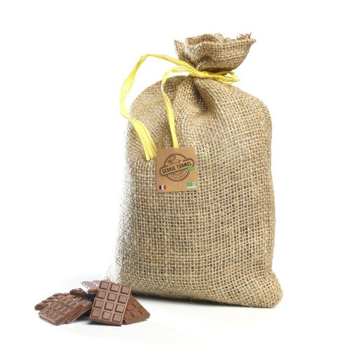 Chocolat au lait à pâtisser pour vos recettes sucrés - Cedric Turmel artisan chocolatier