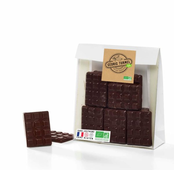 chocolat noir de dégustation bio