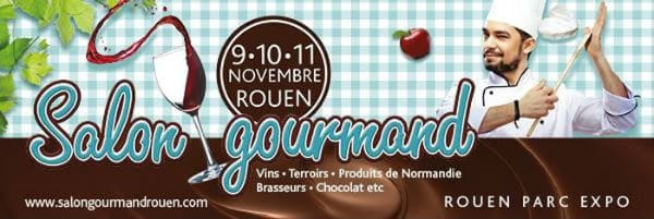 salon gourmand de Rouen 2018