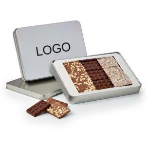Notre offre entreprises - boite personnalisable avec votre logo
