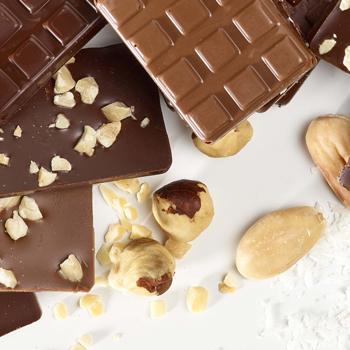 Dégustez les chocolats raffinés aux amandes, demandez un devis ou remplissez notre formulaire de contact - Cedric Turmel