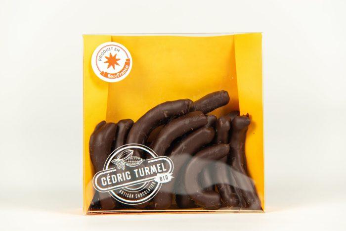 Les orangettes - Cédric Turmel artisan chocolatier